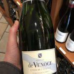 Champagne de Venoge Brut Select Cordon Bleu