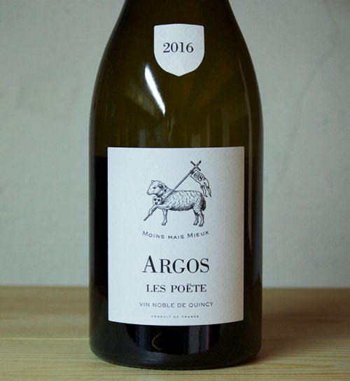 Domaine Les Poëte 'Argos' 2016