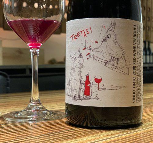 Tretas Natural Wine