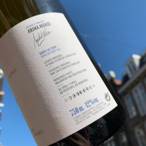 Anima Mundi Xarel.lo Natural Wine