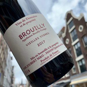 Marcel Joubert Brouilly Vielles Vignes