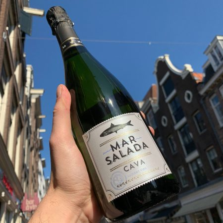Mar Salada Cava Brut Nature