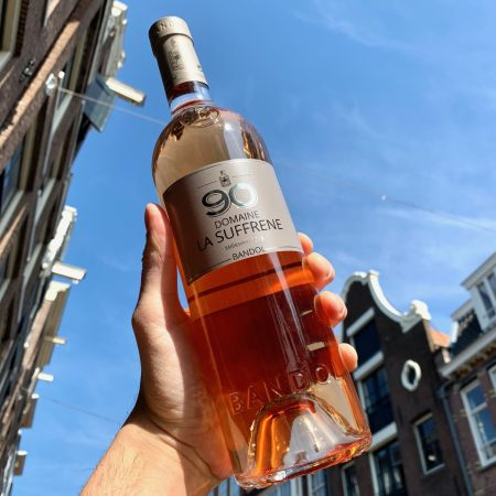 Bandol suffrene Rose
