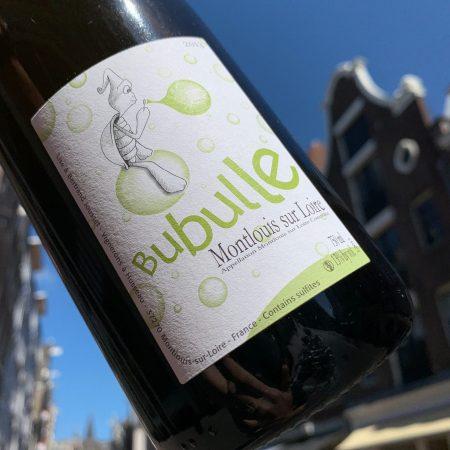 Domaine Jousset Bubulle Petillant Naturel