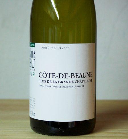 Jean-Cladeau Rateau Côte de Beaune 'Clos de la Grande Chatelaine' 2019