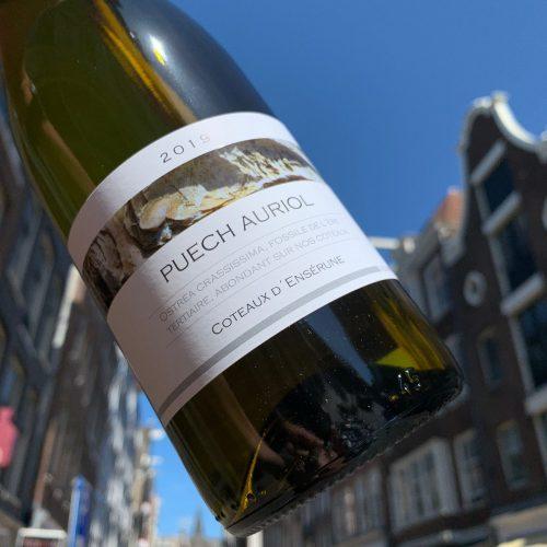 Puech Auriol Blanc 2019