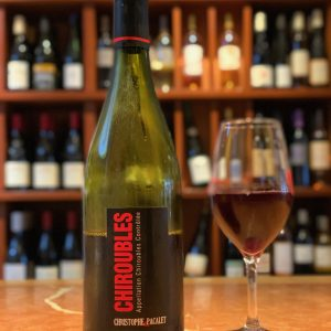 Chiroubles Cru Beaujolais Vin Naturel
