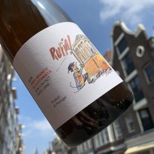 Quinta da Boavista Rufia Skin-Contact Orange Wine 2019