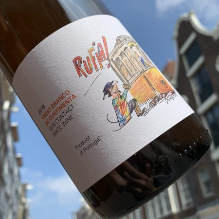 Quinta da Boavista Rufia Skin-Contact Orange Wine 2019