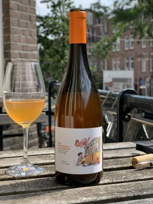 Rufia Orange Wine 2019