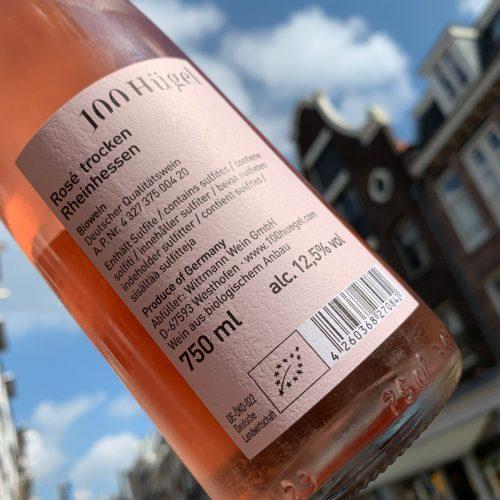 Wittmann 100 Hugel Bio Rosé