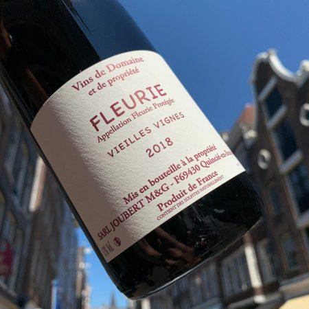 Marcel Joubert Fleurie 2018
