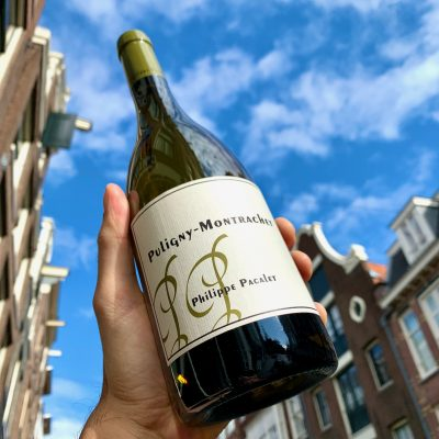 Philippe Pacalet Puligny-Montrachet 2017