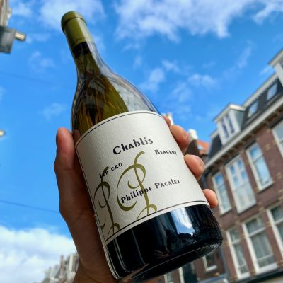 Philippe Pacalet Chablis 1er Cru Beauroy 2017