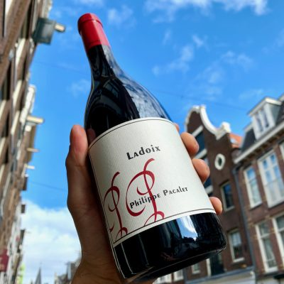 Philippe Pacalet Ladoix Rouge  2017