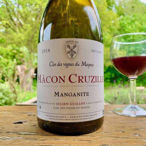 Macon-Cruzille Manganite 2014