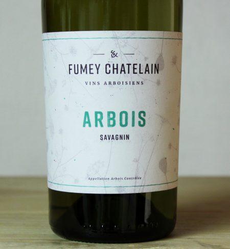 Fumey-Chatelain Arbois Savagnin NV