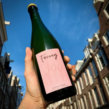 Jerome Forget Poire 'Fossey' 2018