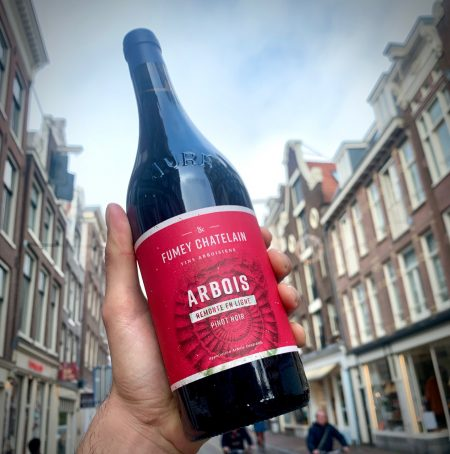 Fumey-Chatelain Pinot Noir Remonte 2018
