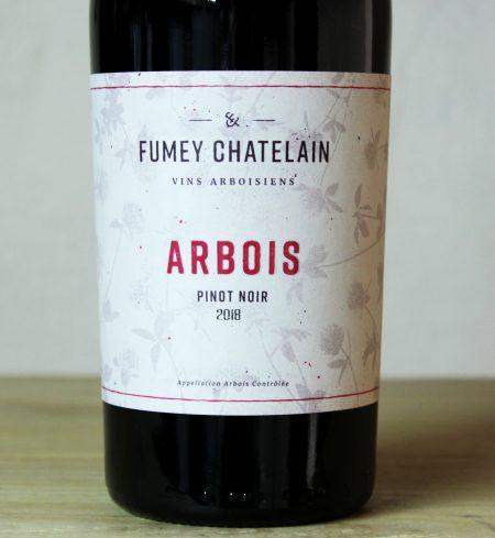 Fumey-Chatelain Arbois Pinot Noir 2018