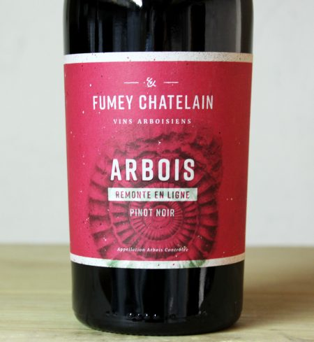 Fumey-Chatelain Arbois Pinot Noir 'Remonte en Ligne' 2018