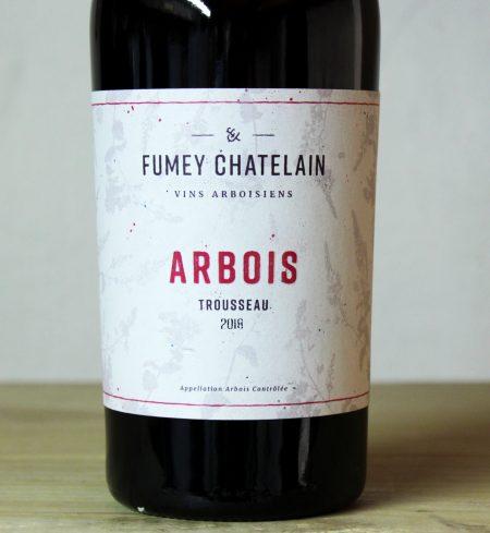 Fumey-Chatelain Arbois Trousseau 2018