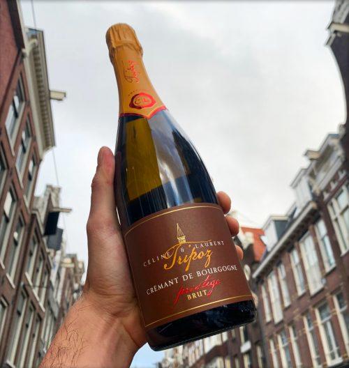 Céline et Laurent Tripoz Crémant de Bourgogne 'Prestige' Brut