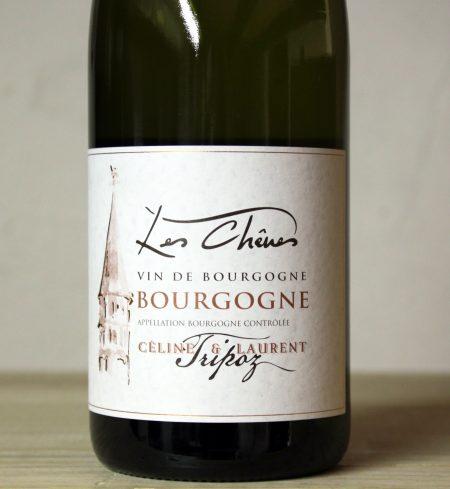 Céline et Laurent Tripoz Bourgogne Blanc 'Les Chenes' 2019