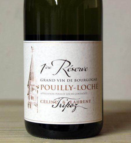 Céline et Laurent Tripoz Pouilly-Loché '1er Reserve' 2018