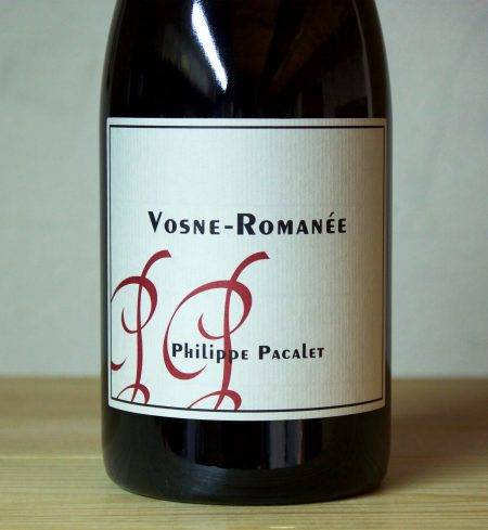 Philippe Pacalet Vosne-Romanée 2017