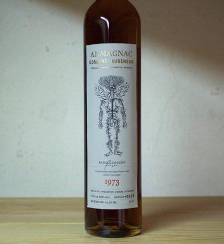 Domaine d'Aurensan Armagnac 1973
