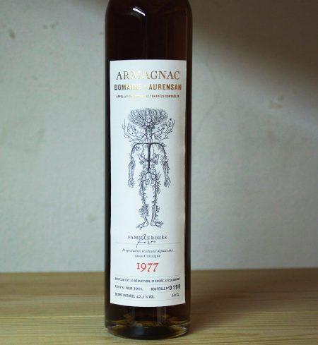 Domaine d'Aurensan Armagnac 1977