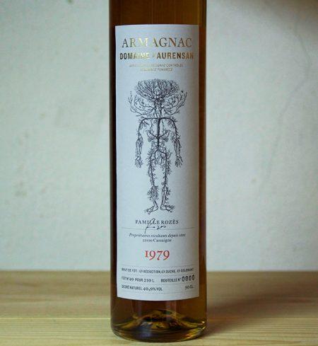 Domaine d'Aurensan Armagnac 1979