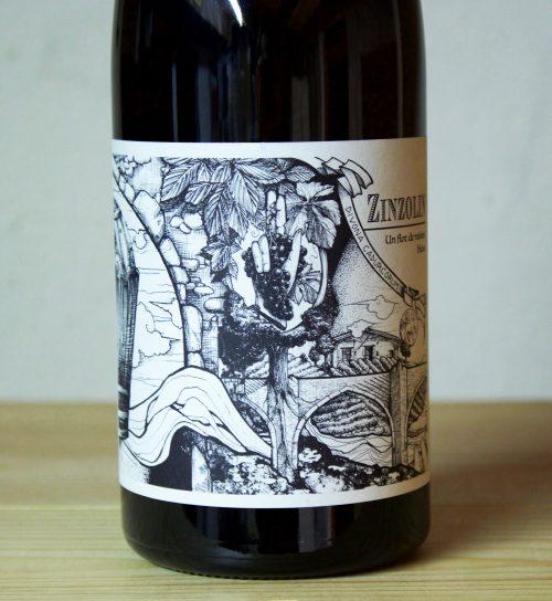 """Vin de France """"Zinzolin"""" - Valérie Courrèges"""