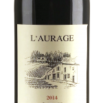 Domaine L'Aurage Castillon Cotes de Bordeaux 2014