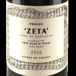 Viñas Viejas Pegaso 'Zeta' Cebreros 2016