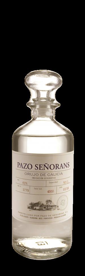 Pazo Señorans Orujo de Galicia